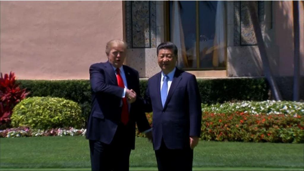 特朗普訪華期間要求北京加強制裁北韓