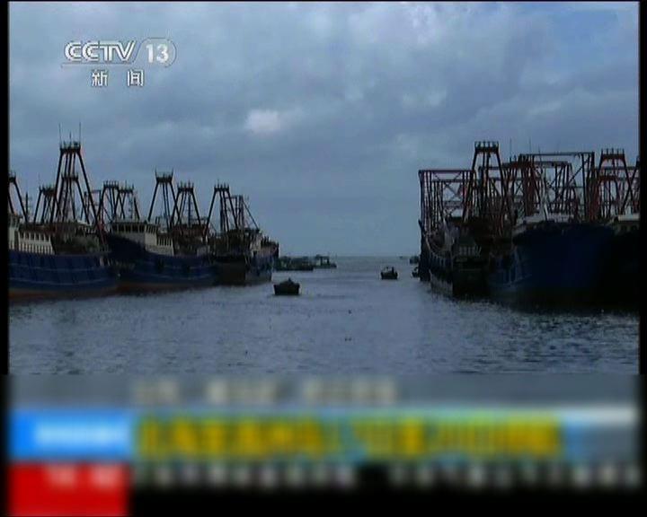 威馬遜迫近中國沿海