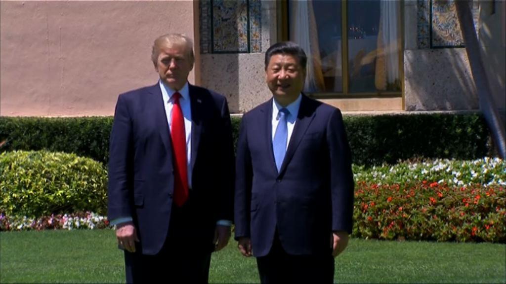 中美領導人通電談朝鮮半島局勢