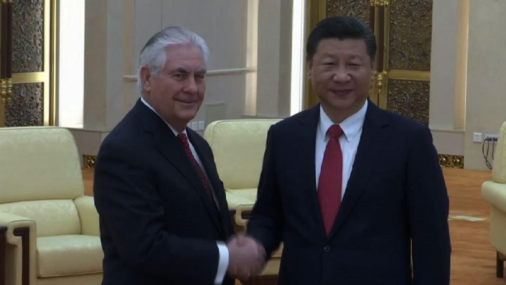 習近平:期待特朗普訪問中國