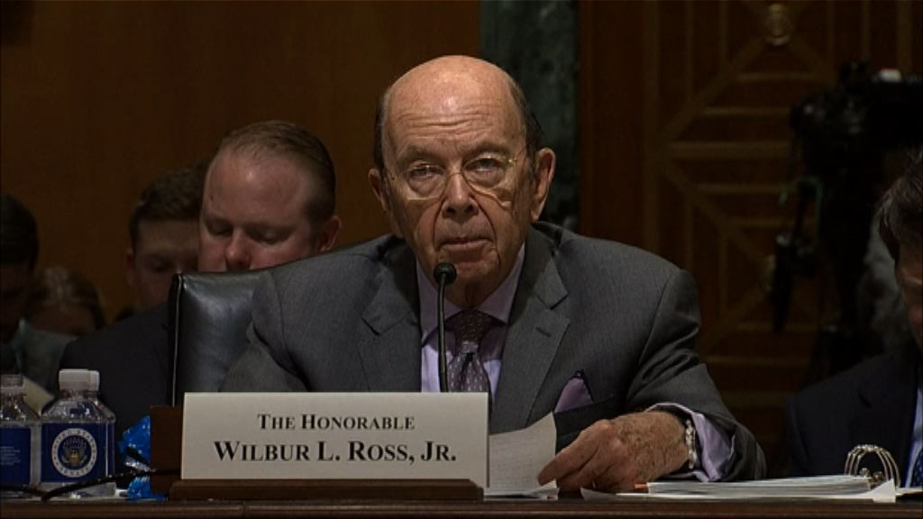 羅斯稱與中方知識產權談判沒進展