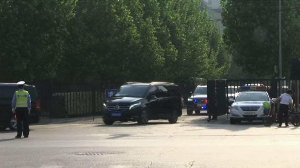 中美貿易談判結束 美國代表離京