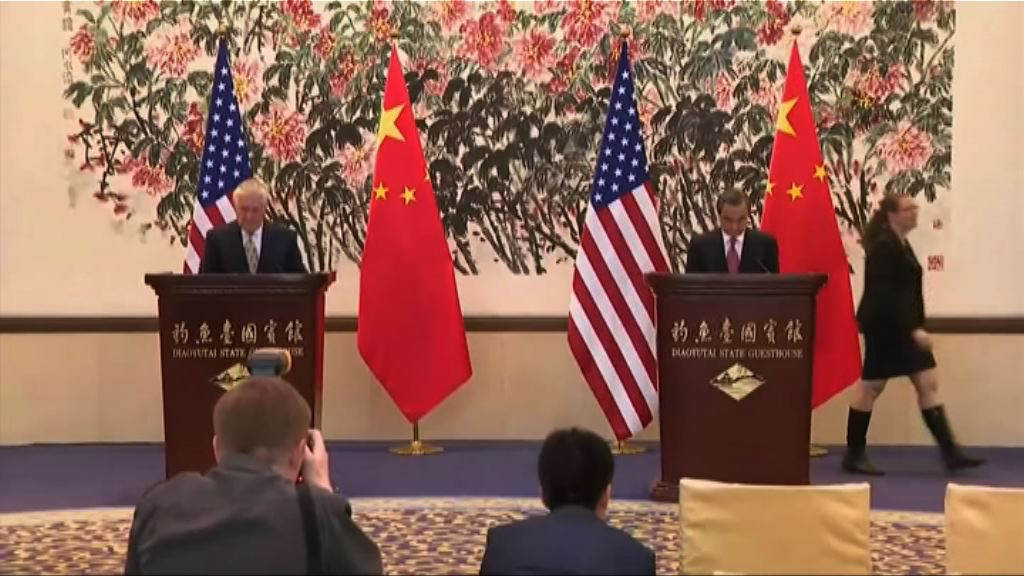 中美同意要令北韓改變核路向