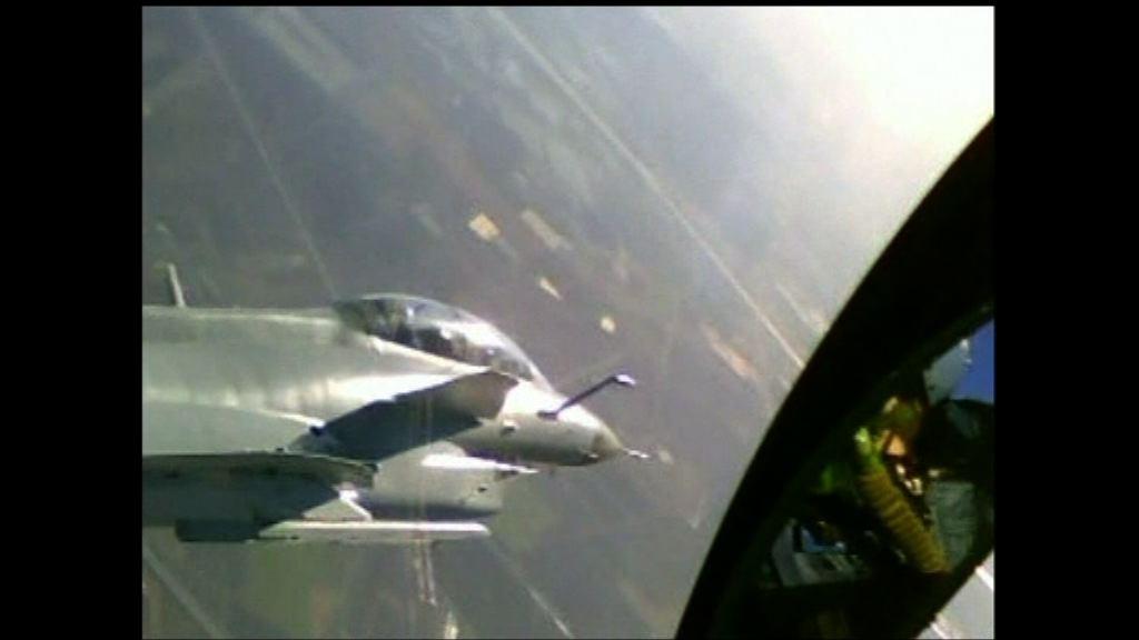 美軍指中方戰機東海攔截偵察機