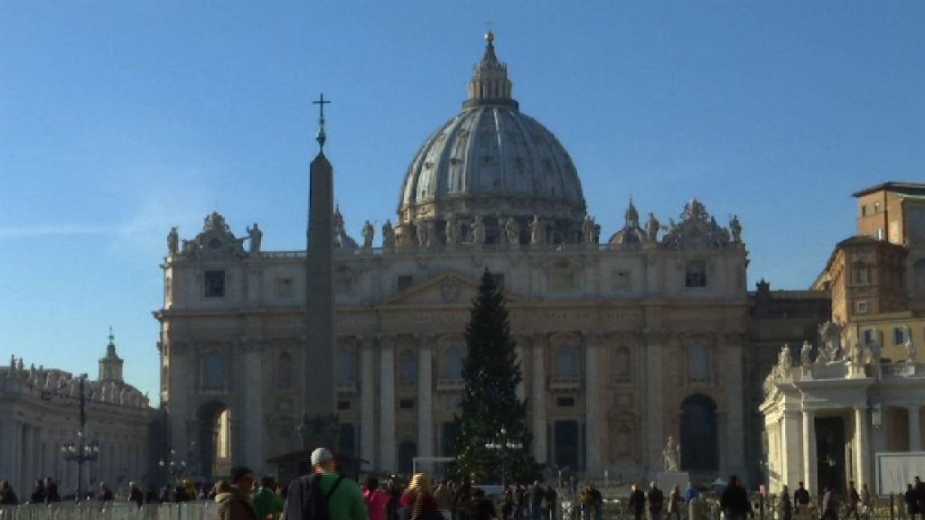 梵蒂岡指現階段不會簽署協議