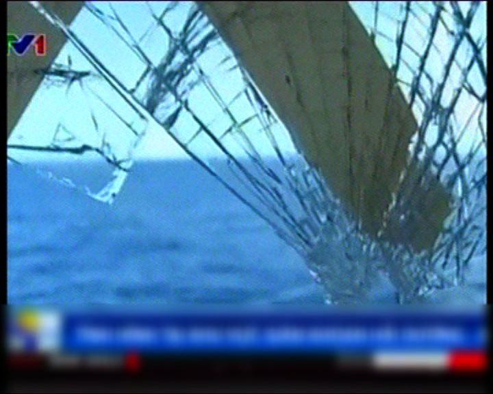 越媒:中越船隻西沙水域再碰撞