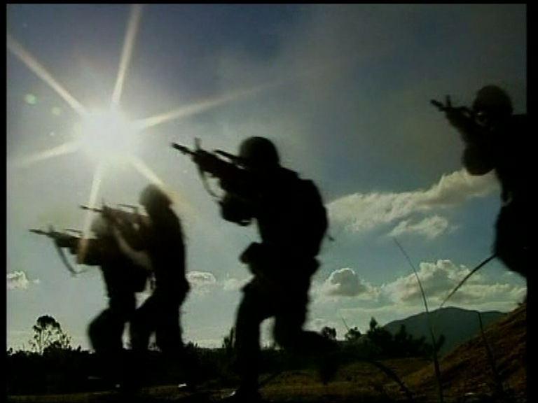 國防部軍事白皮書堅持積極防禦