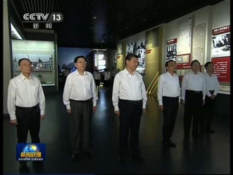 習近平:要牢記抗日戰爭歷史