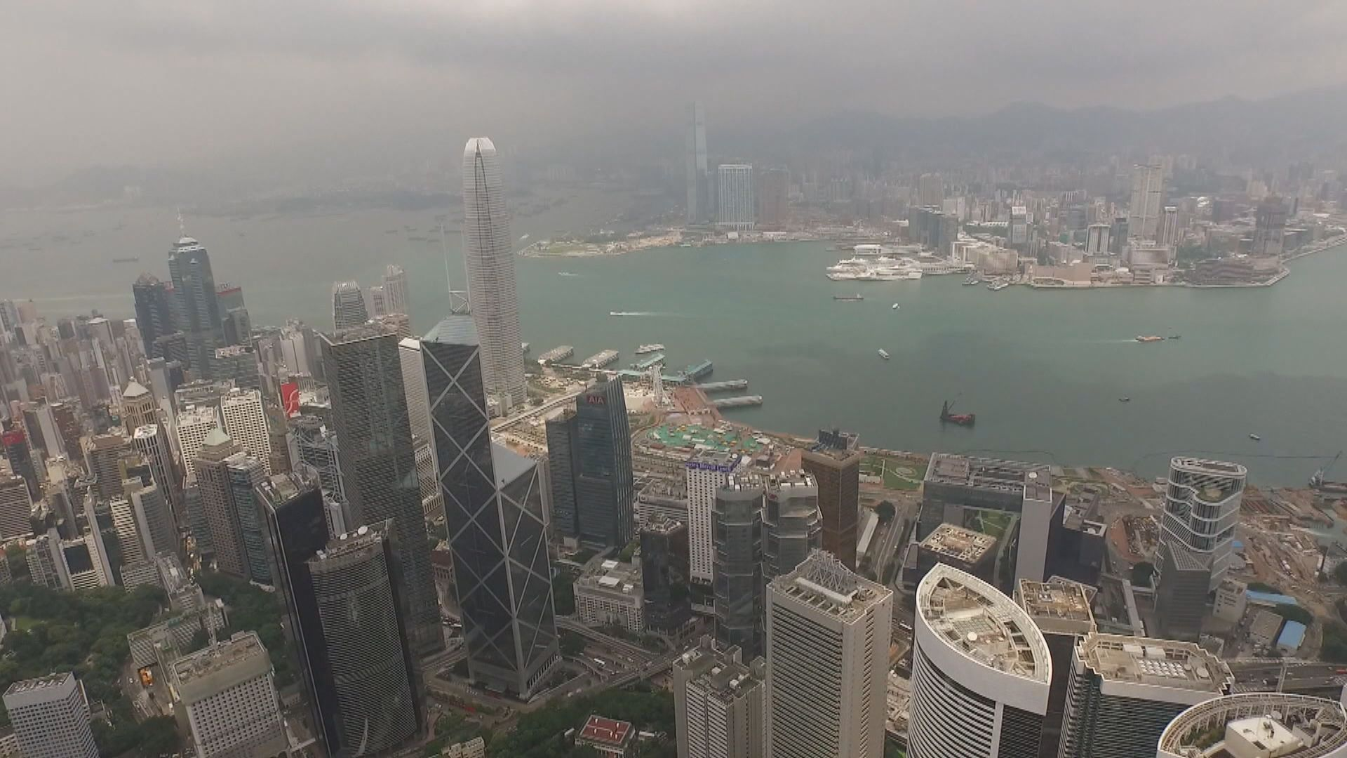 外交部:反對外部勢力干涉香港事務