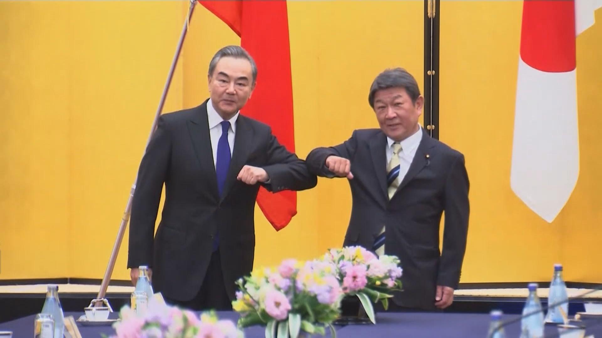 王毅提議改善釣魚島事態 日方無法接受