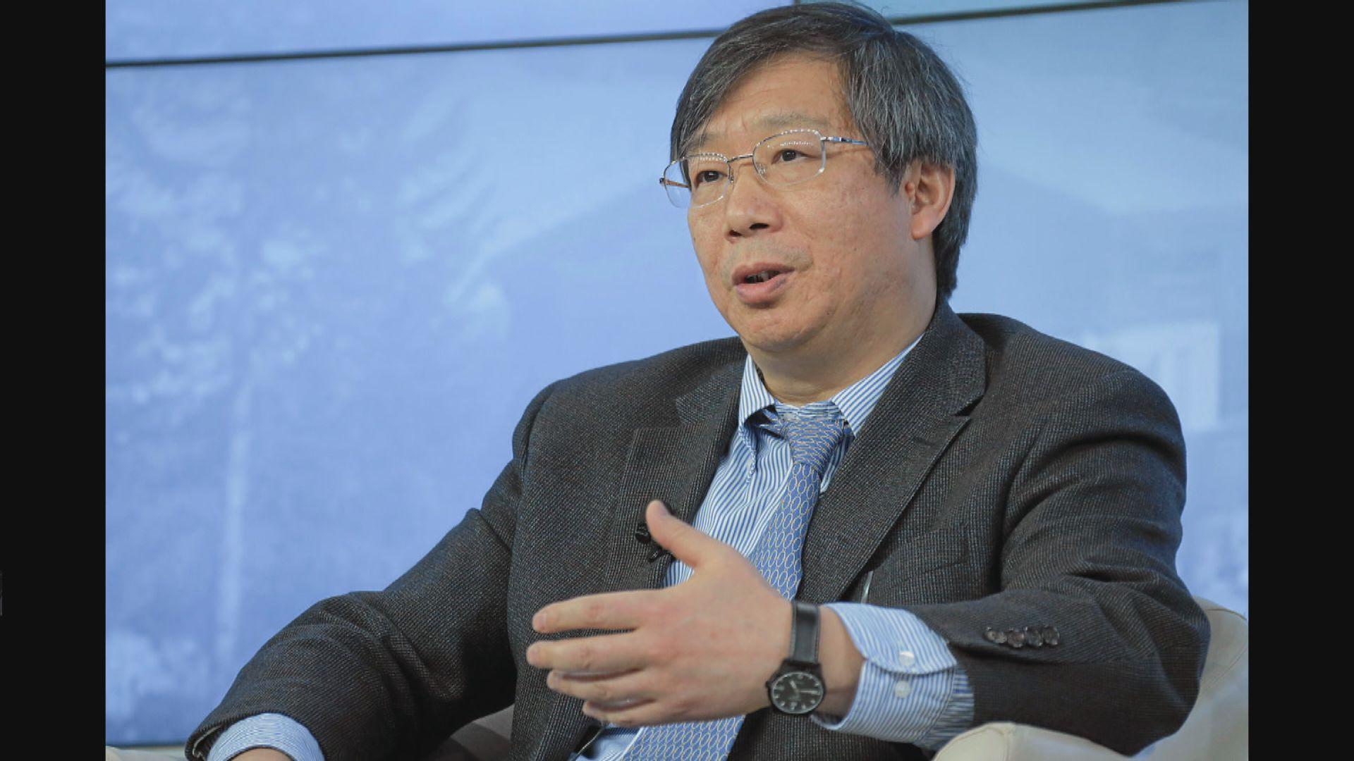 易綱:不搞競爭性零利率 不將匯率工具化