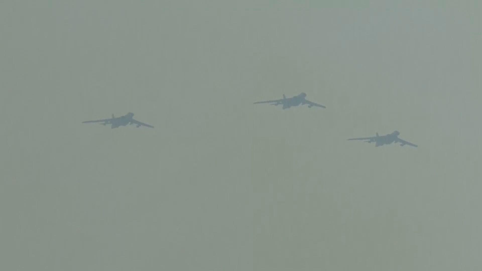 解放軍軍機據報再飛入台灣西南部空域
