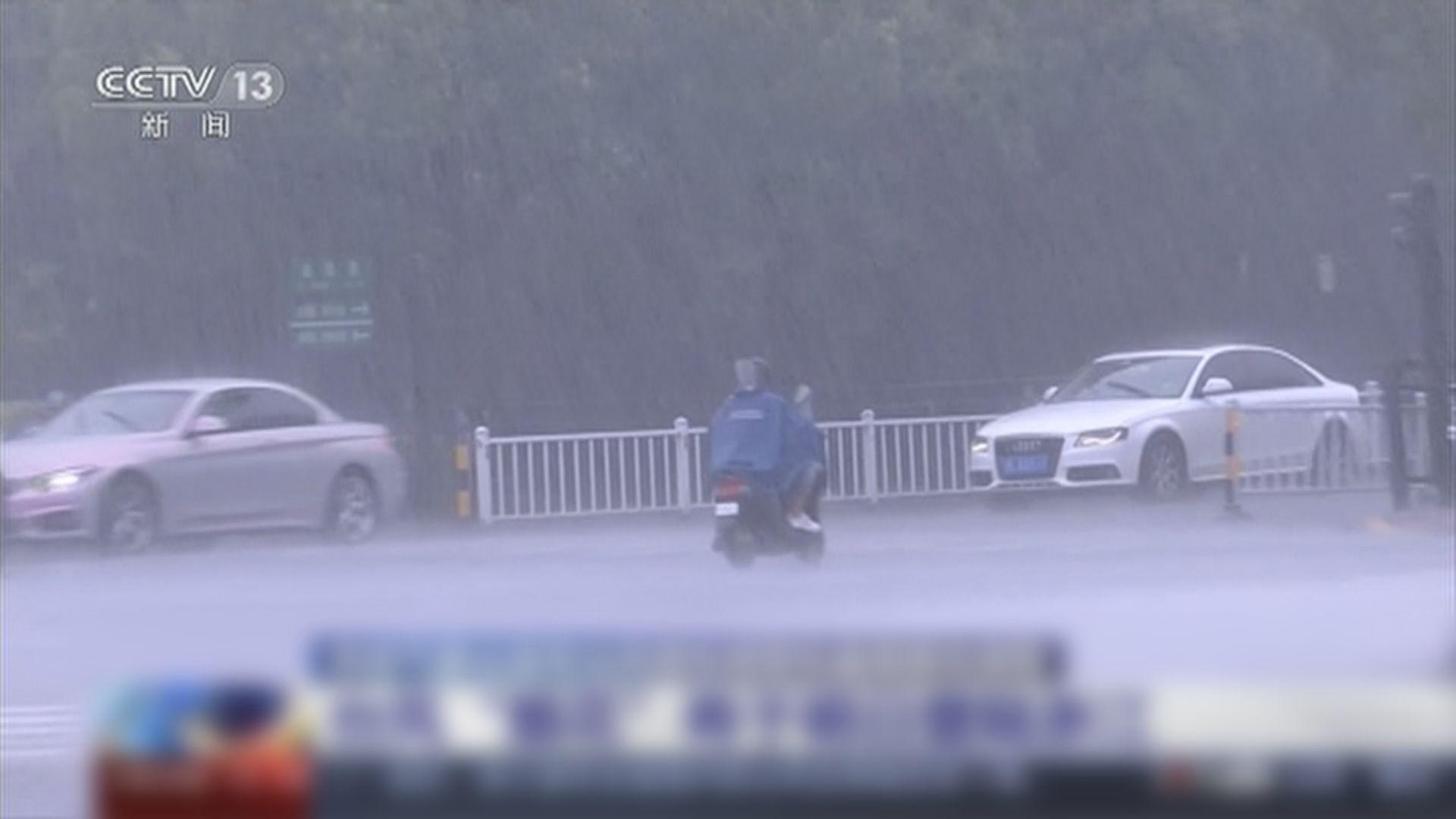 颱風「煙花」料最快周日登陸浙江 專家料持續現強降雨