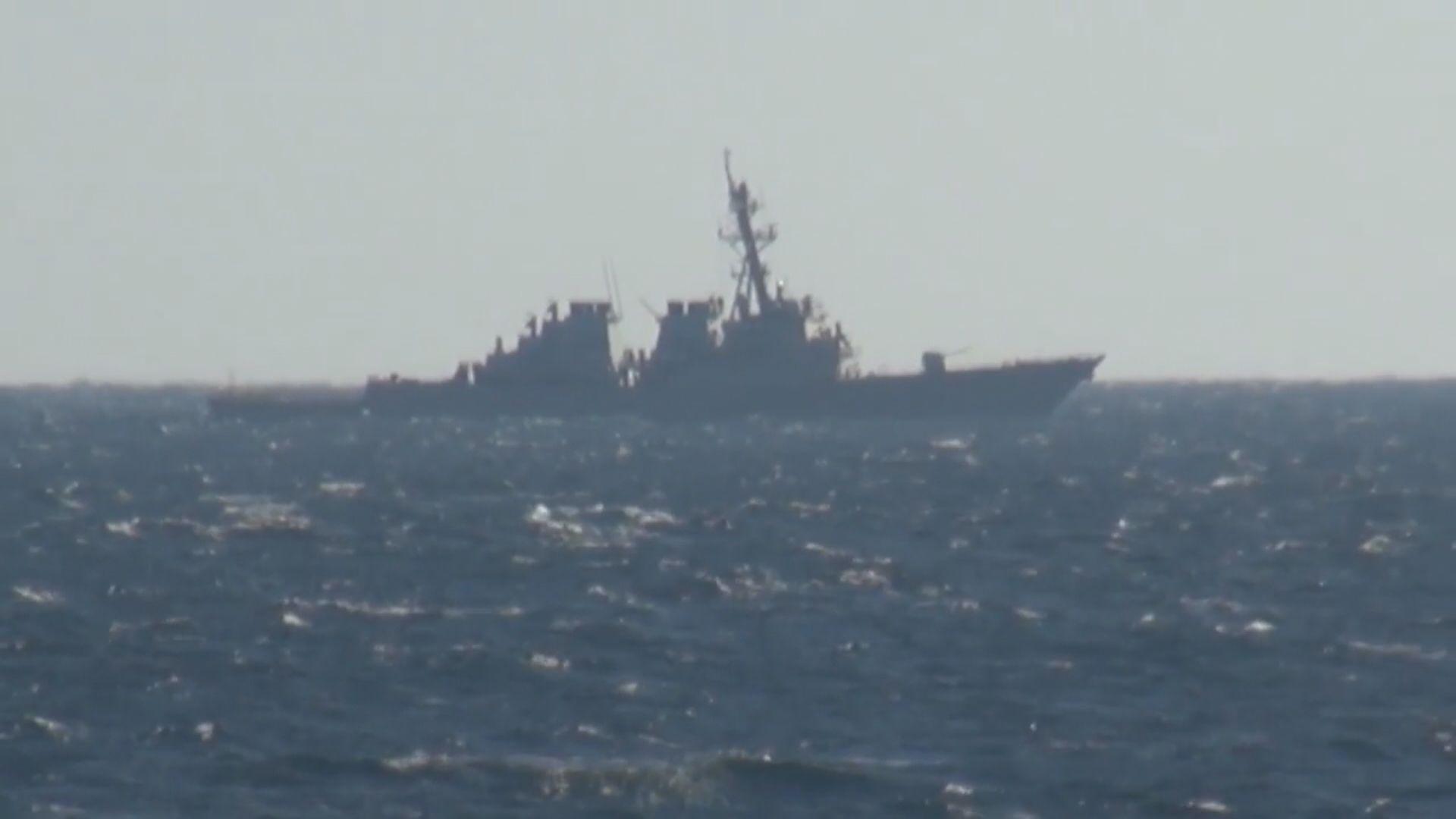 解放軍:美軍擅闖南沙島礁鄰近海域 出動海空兵力驅離
