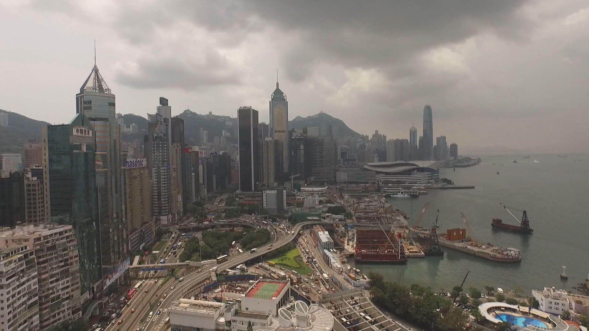 外交部駐港公署批美國政客干預香港