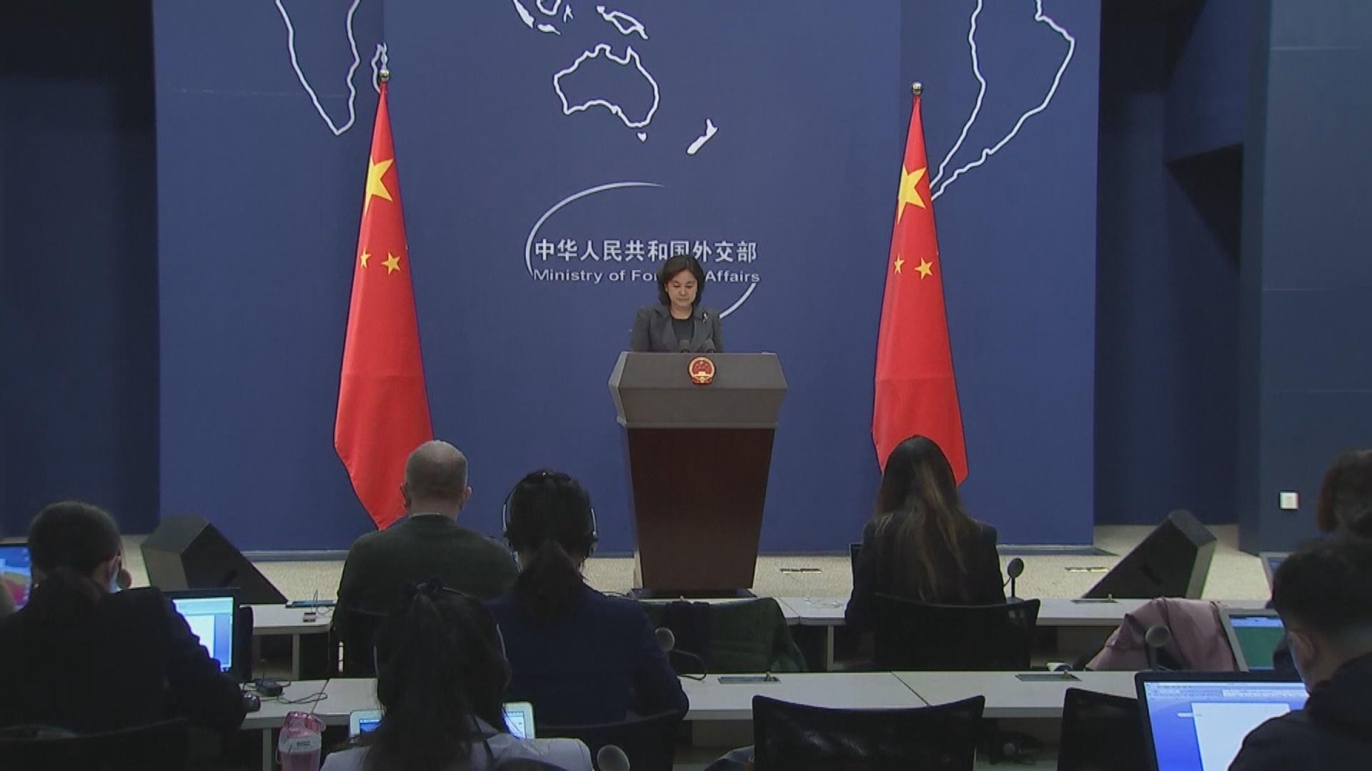 外交部促美停止與台官方往來 改變越線、玩火危險做法