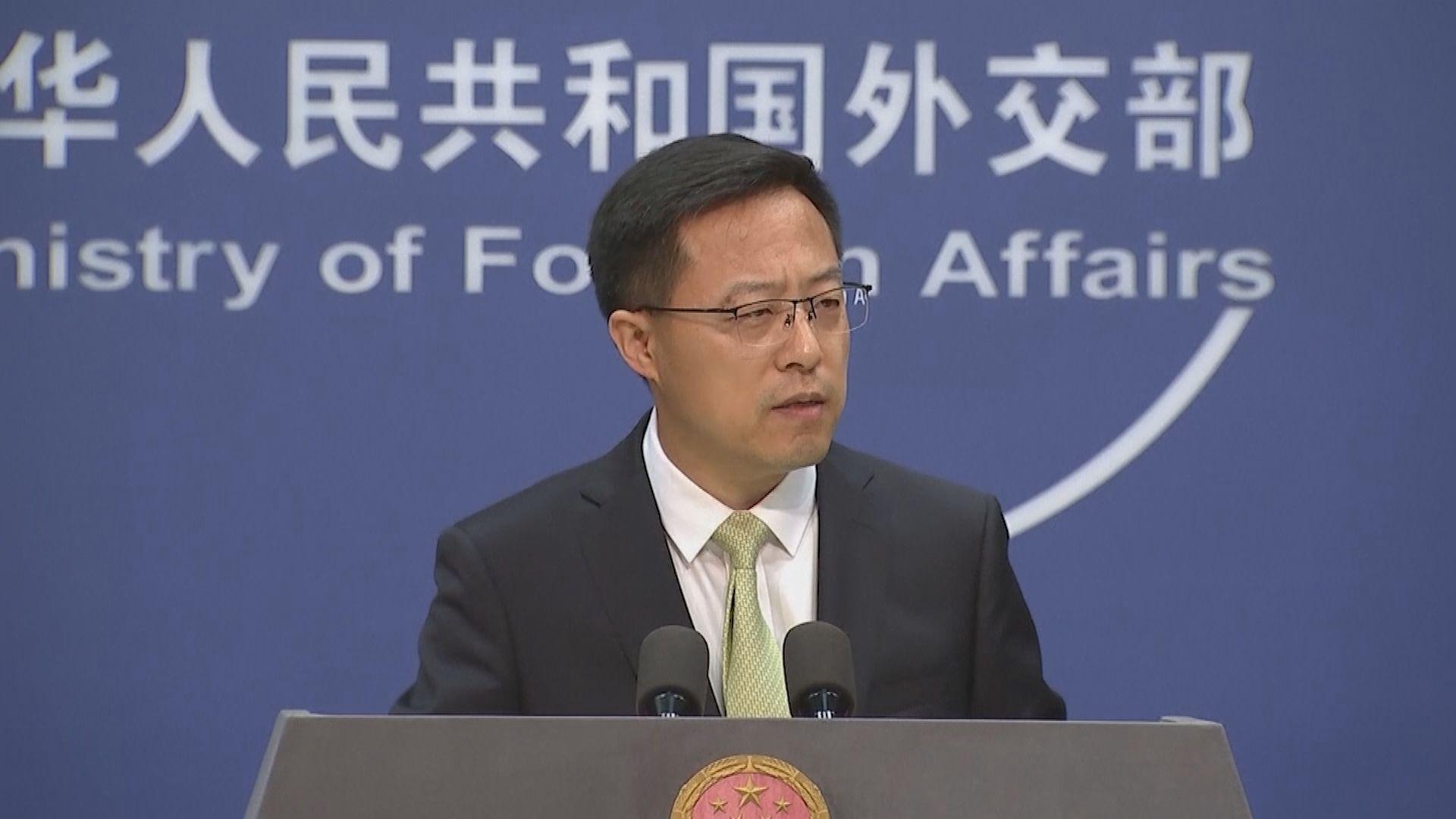 外交部:若中國記者在美獲公平對待 雙方就能好好合作