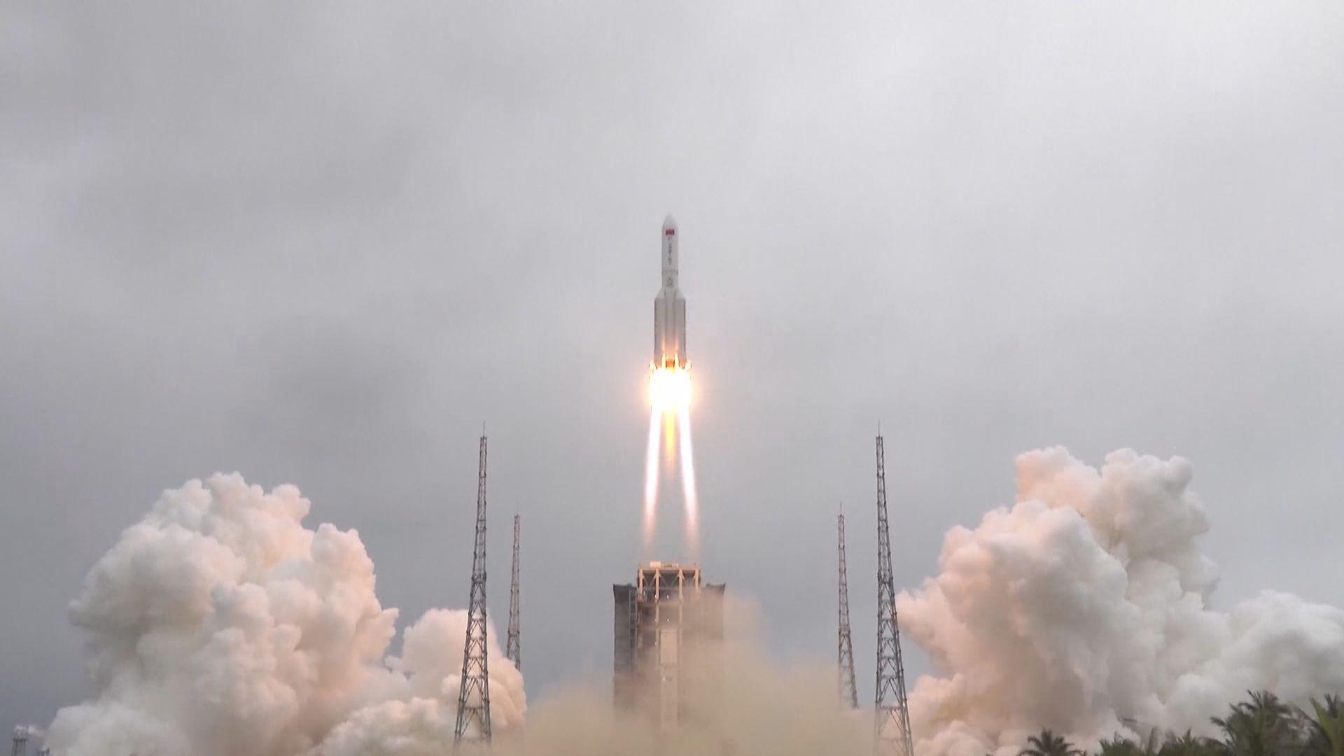美太空總署批中國處理太空殘骸未達標 外交部:反對持雙重標準