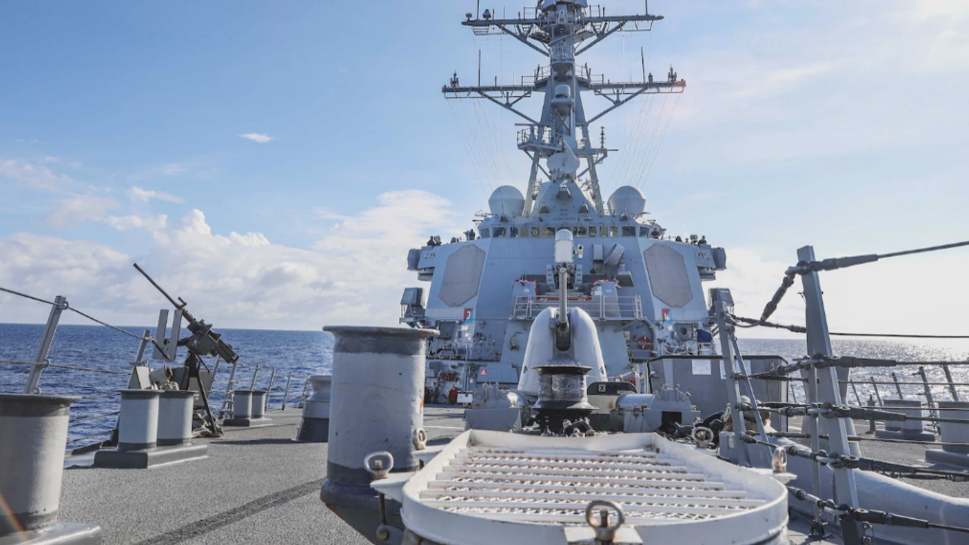 解放軍斥美國製造南海軍事化
