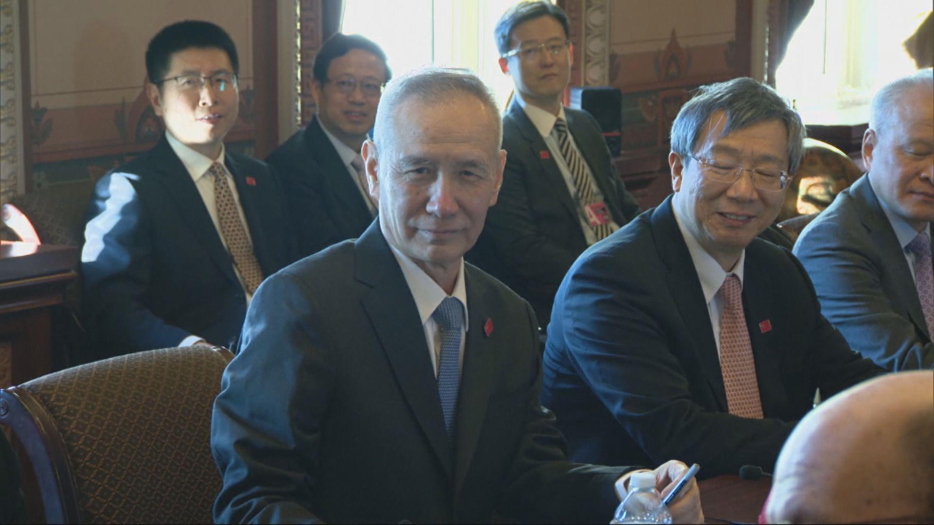 報道:中方提議中美元首於二月會談