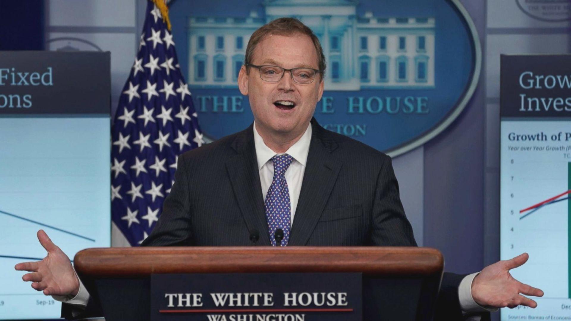 哈塞特:中美貿易談判在最棘手問題有進展