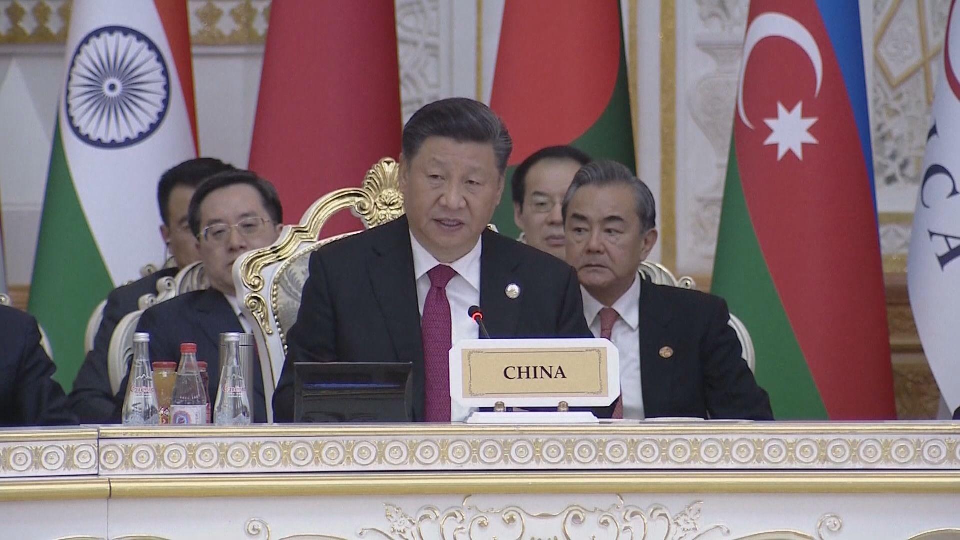 習近平:貿易問題應循多邊貿易規則處理