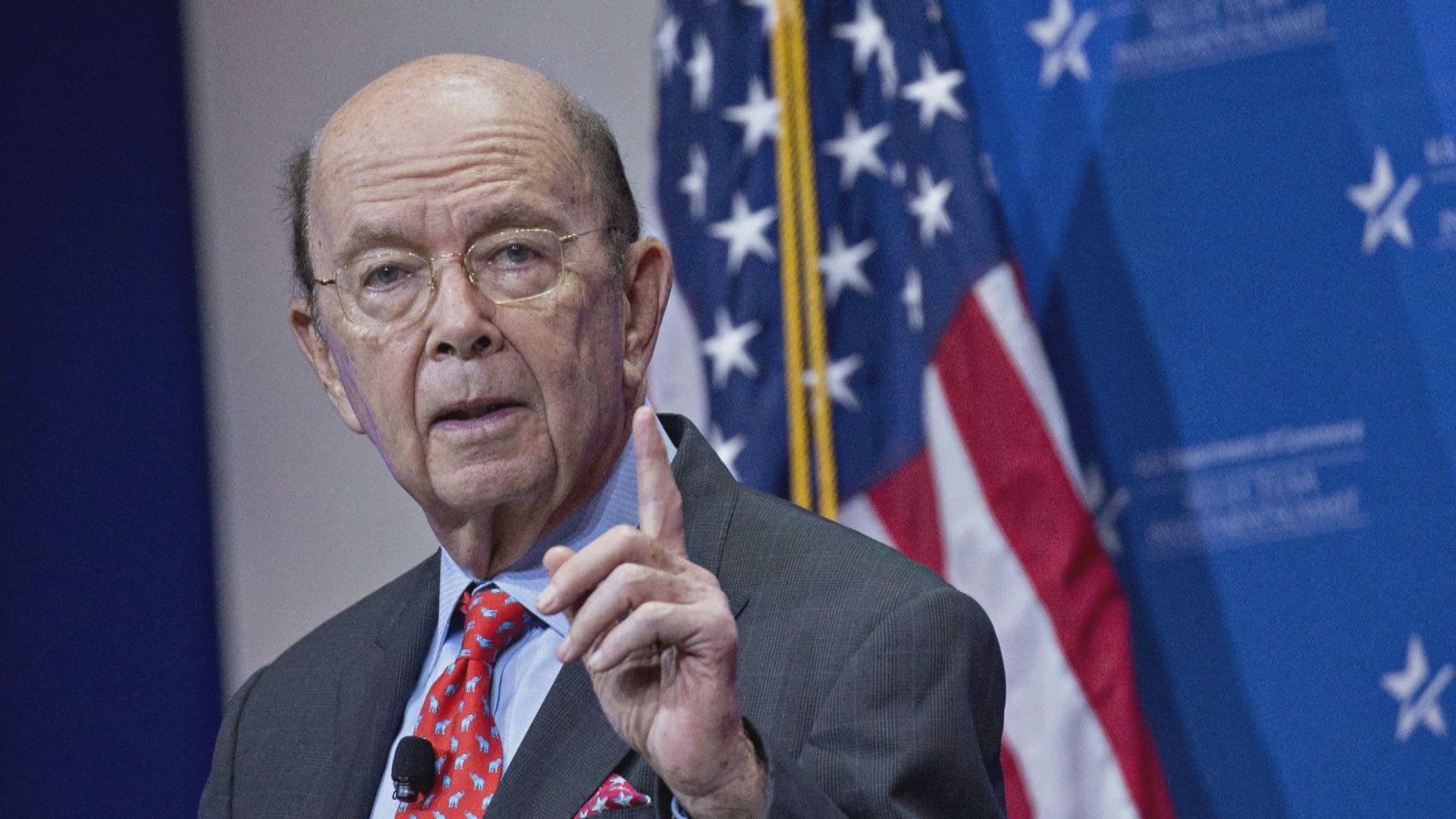 羅斯:押後對中國貨加徵關稅並非對中國讓步
