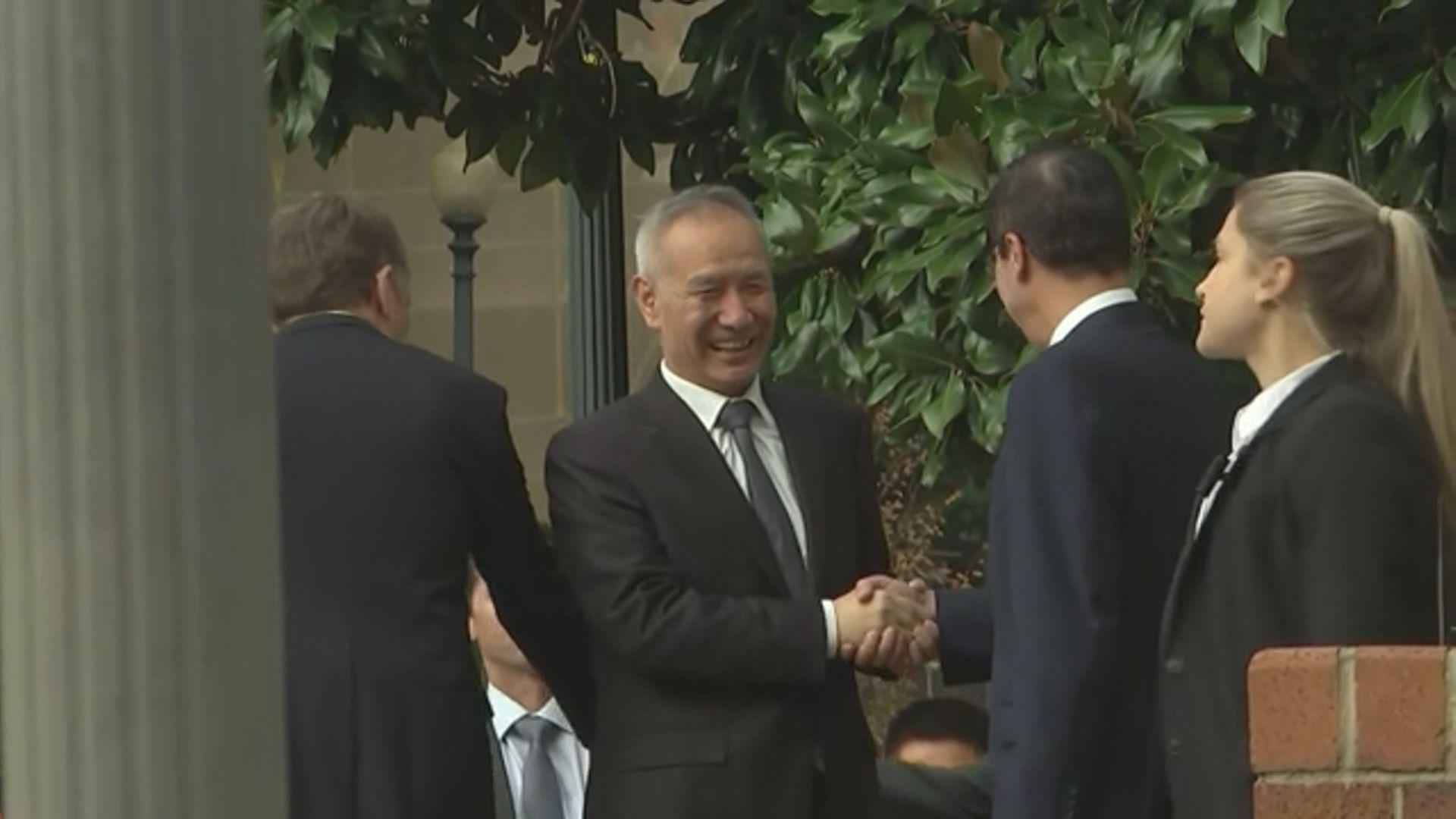 劉鶴:中方抱着極大誠意與美方談判