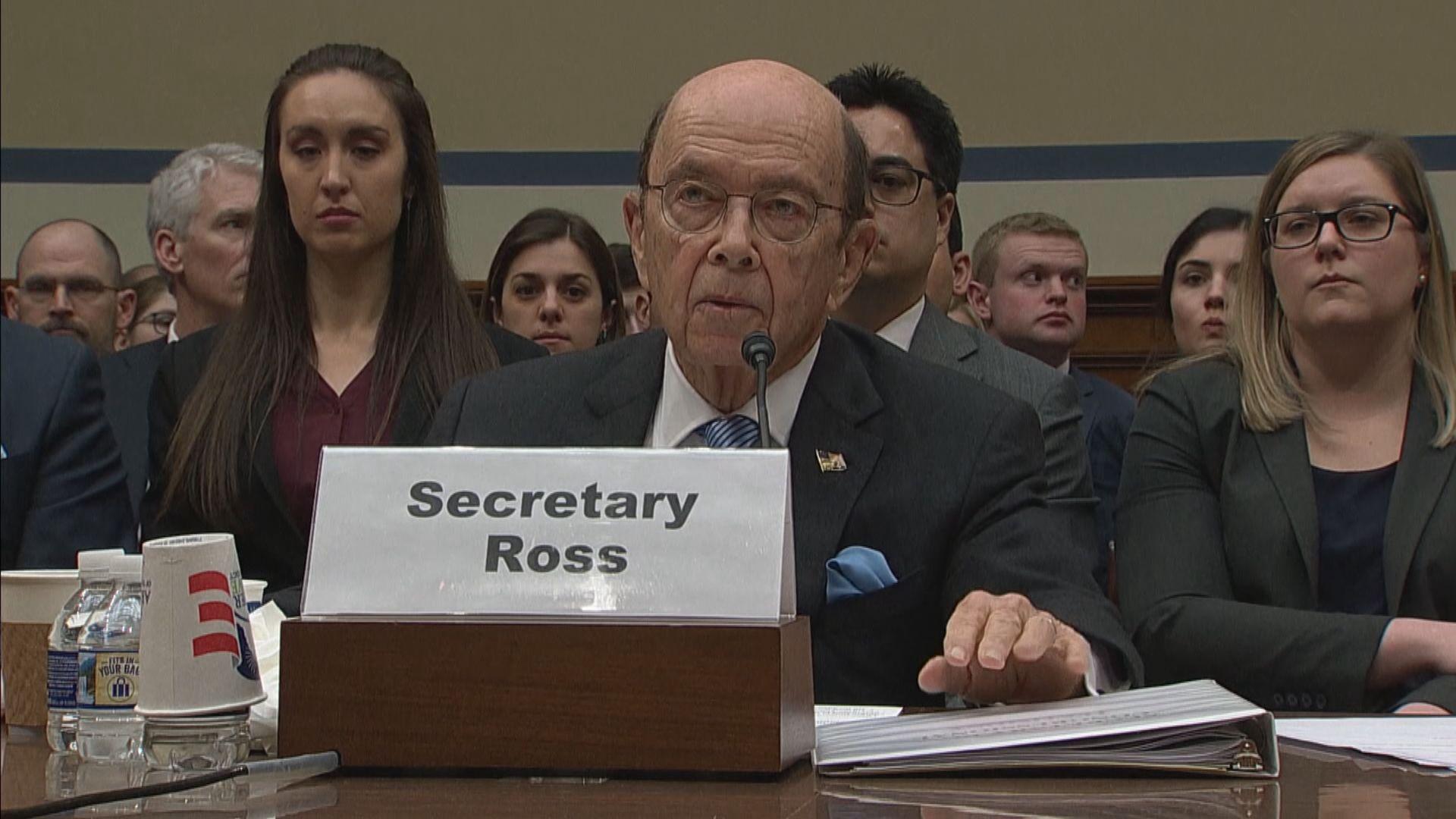 羅斯:中美談判代表會通電話尋求縮窄分歧
