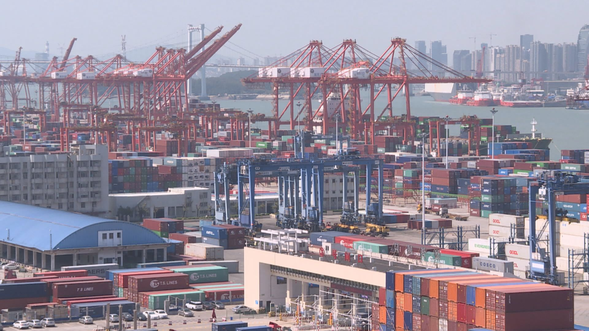 特朗普:中國須達成一份他想要的貿易協議