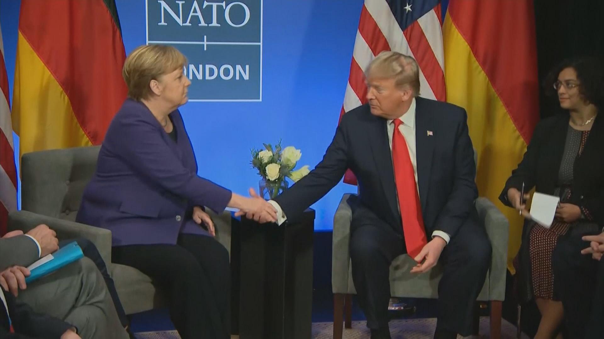 特朗普:中美貿易磋商進展非常順利