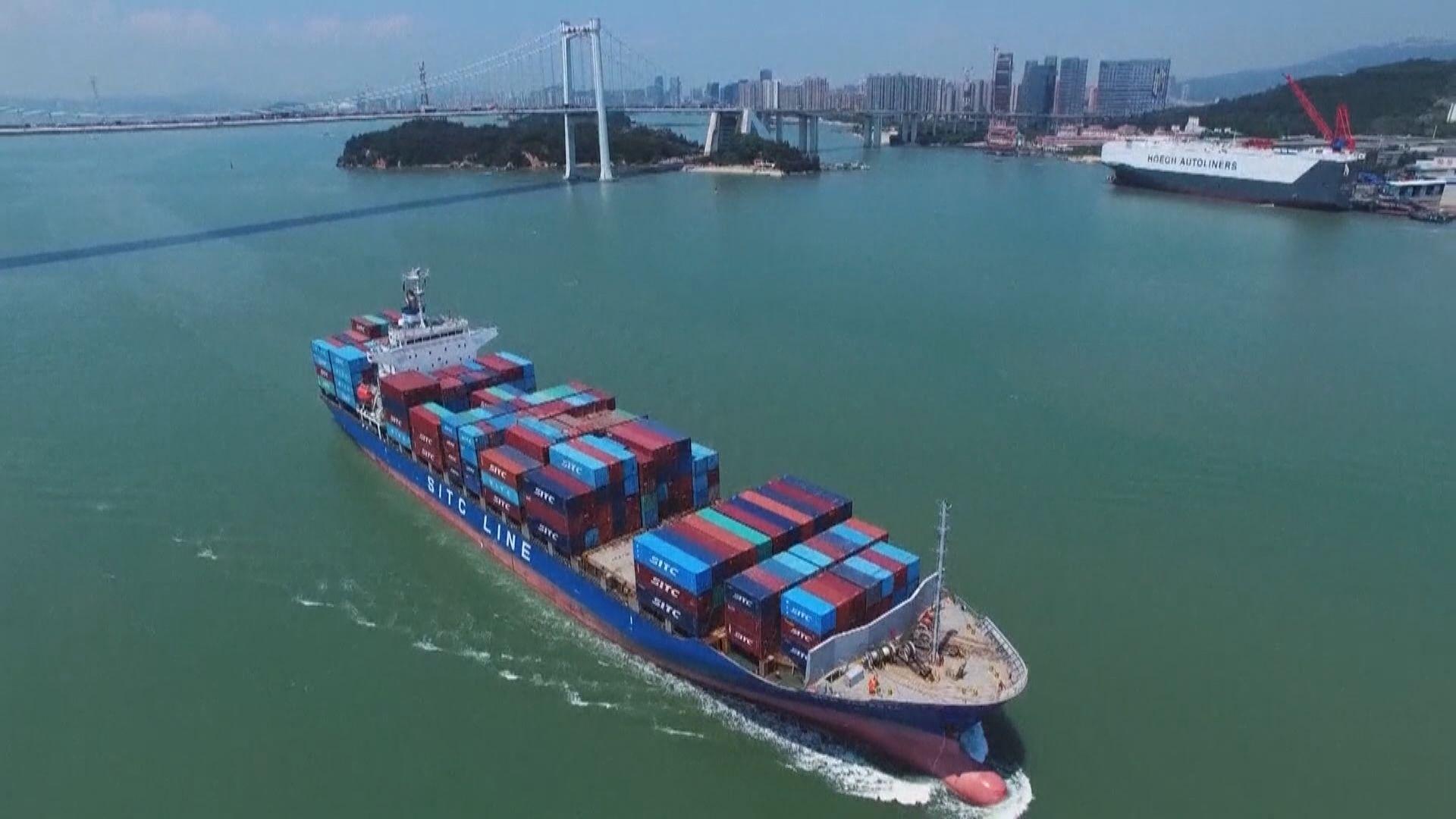 特朗普:與中國的貿易協議磋商進展順利