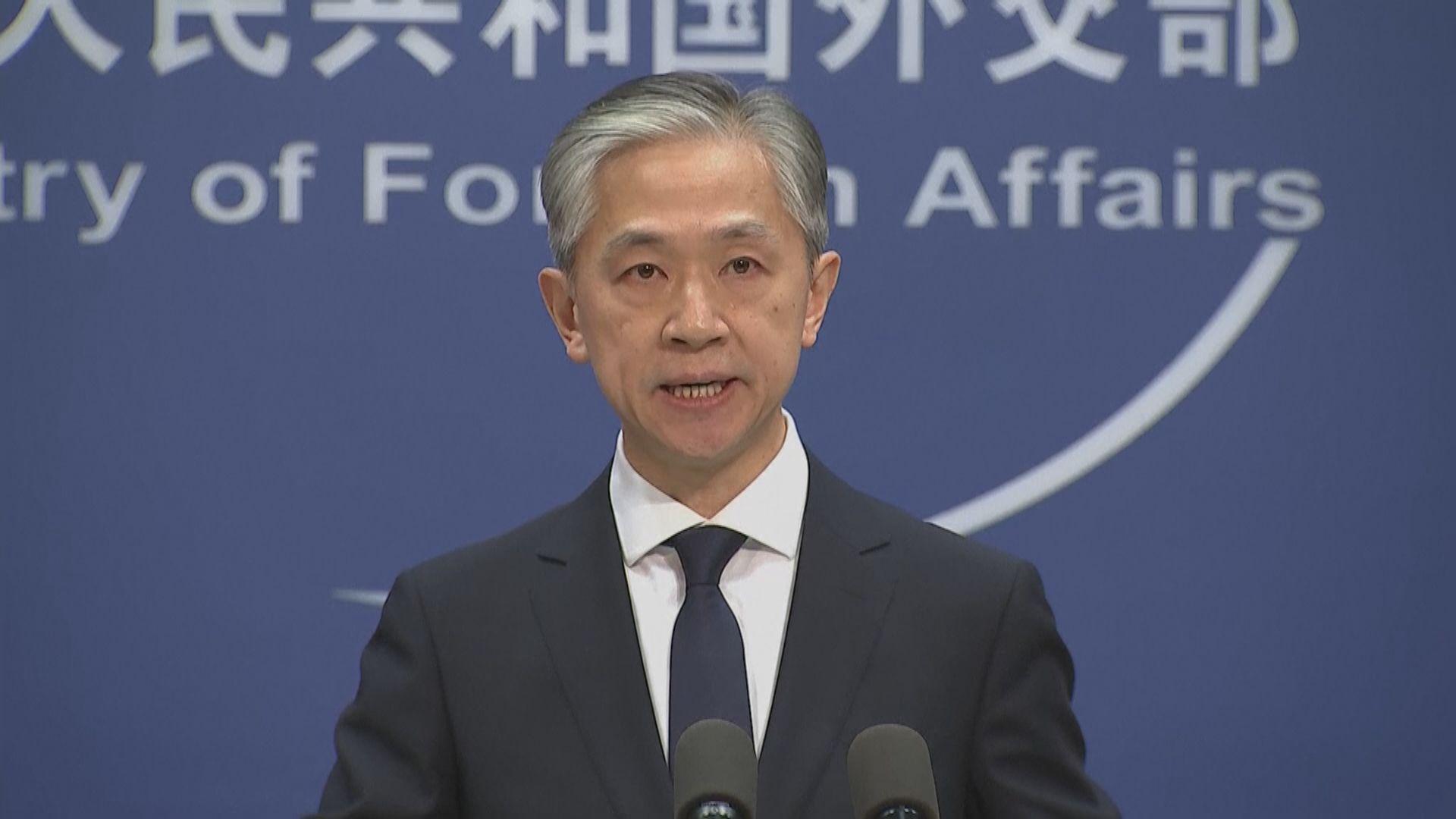 蓬佩奧指台灣非中國一部分 外交部批其編造謊言