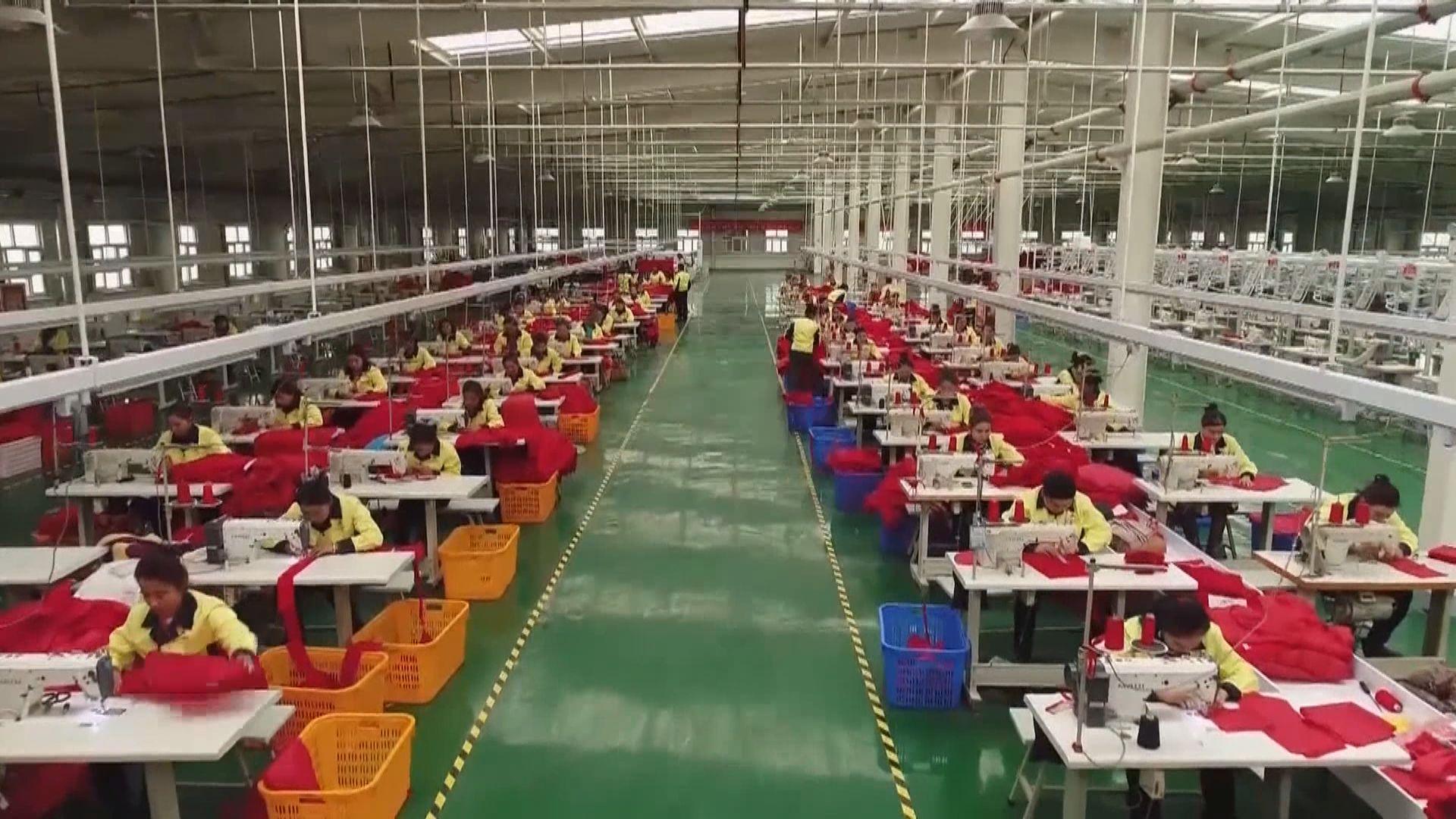 美國政府要求美商界切斷新疆供應鏈 外交部:荒謬可笑