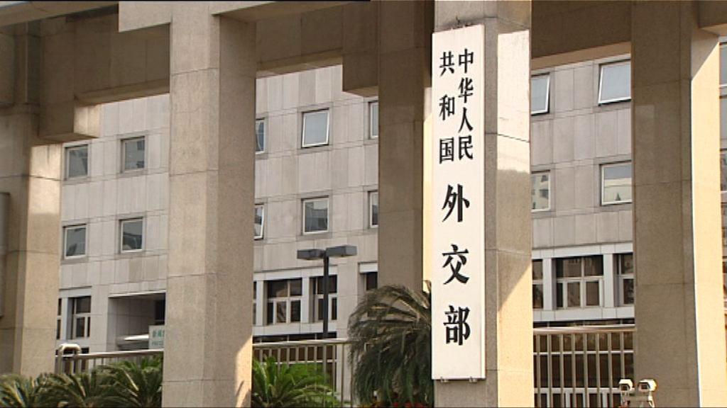 【中美經貿談判】外交部:中方無提出減少美中貿赤