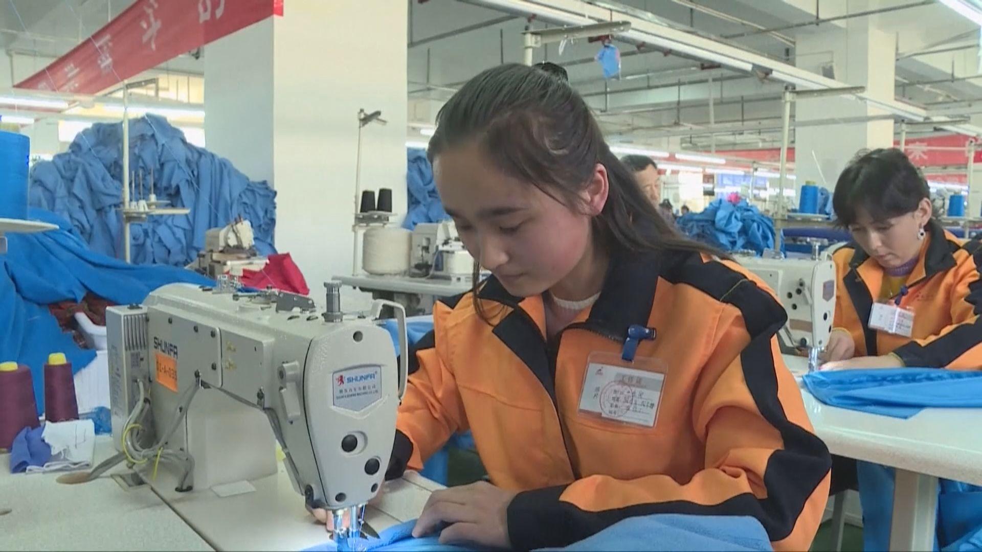 新疆就業白皮書:堅決打擊強迫勞動