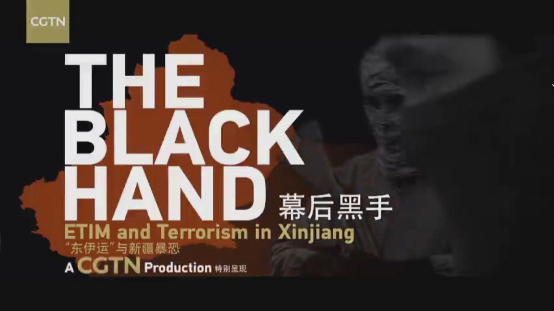 內地官媒再播放新疆反恐紀錄片