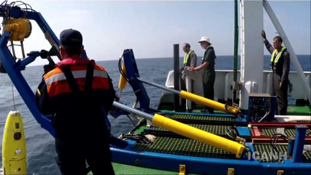 哥倫比亞尋獲沉沒西班牙寶物船