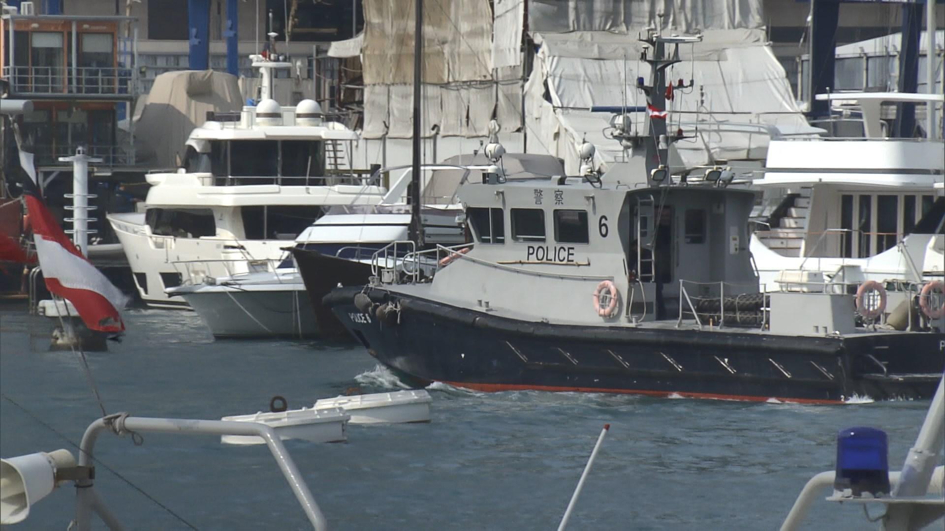 南丫島對開公海漁船被撞沉 疑有人失蹤