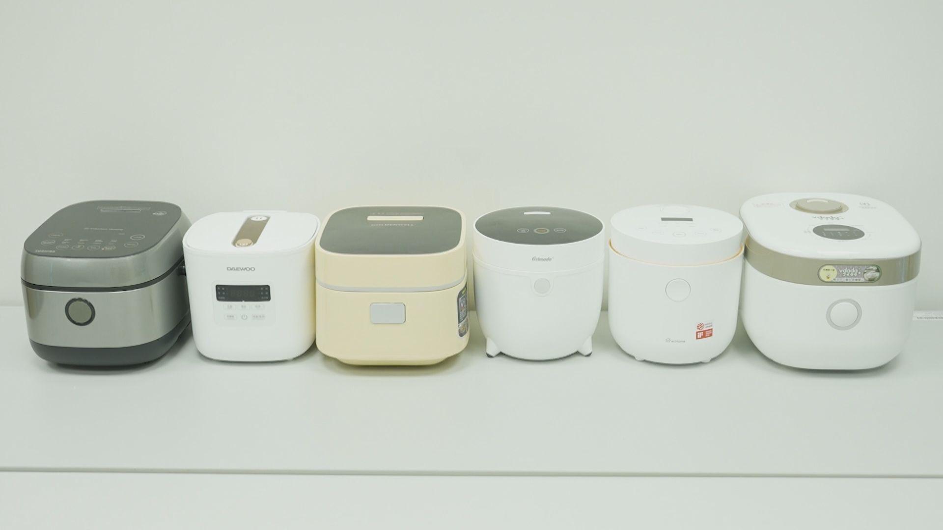減醣電飯煲表現參差 有樣本醣含量較正常米飯高