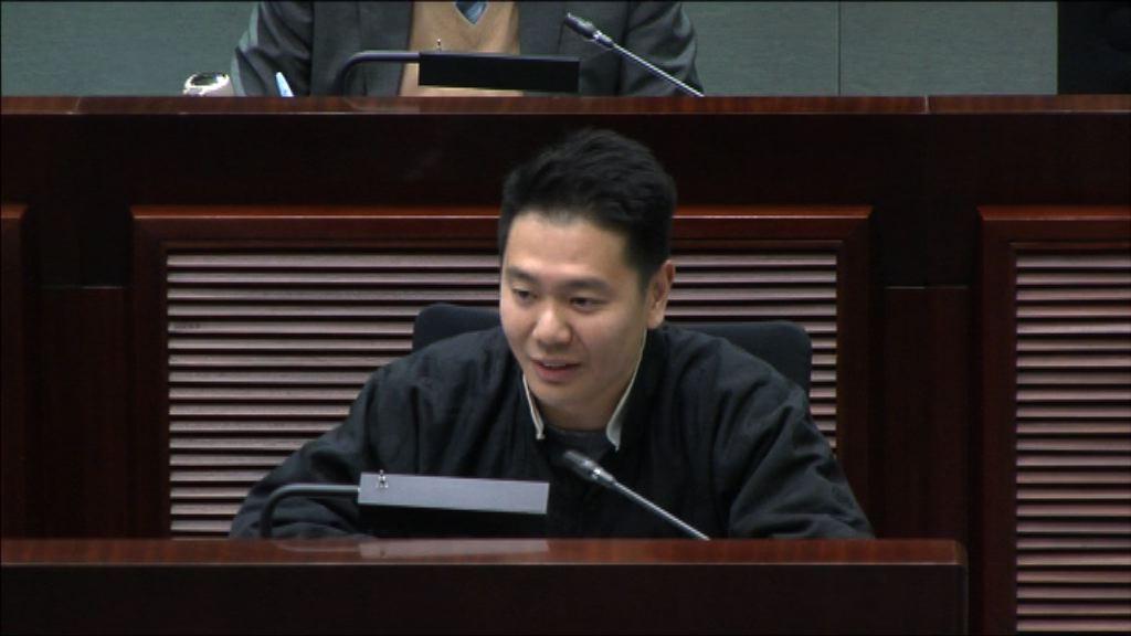 委員會兩度去信周浩鼎促助查不獲回覆