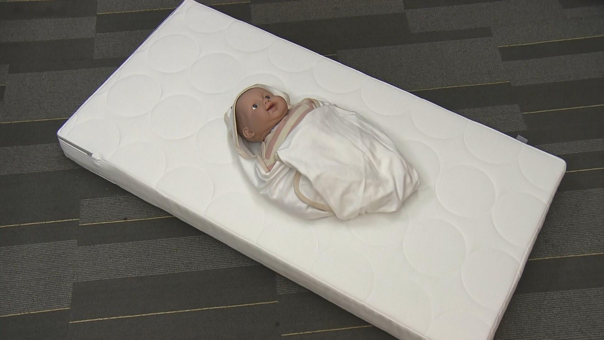消委會發現三款嬰兒床床褥或致窒息意外