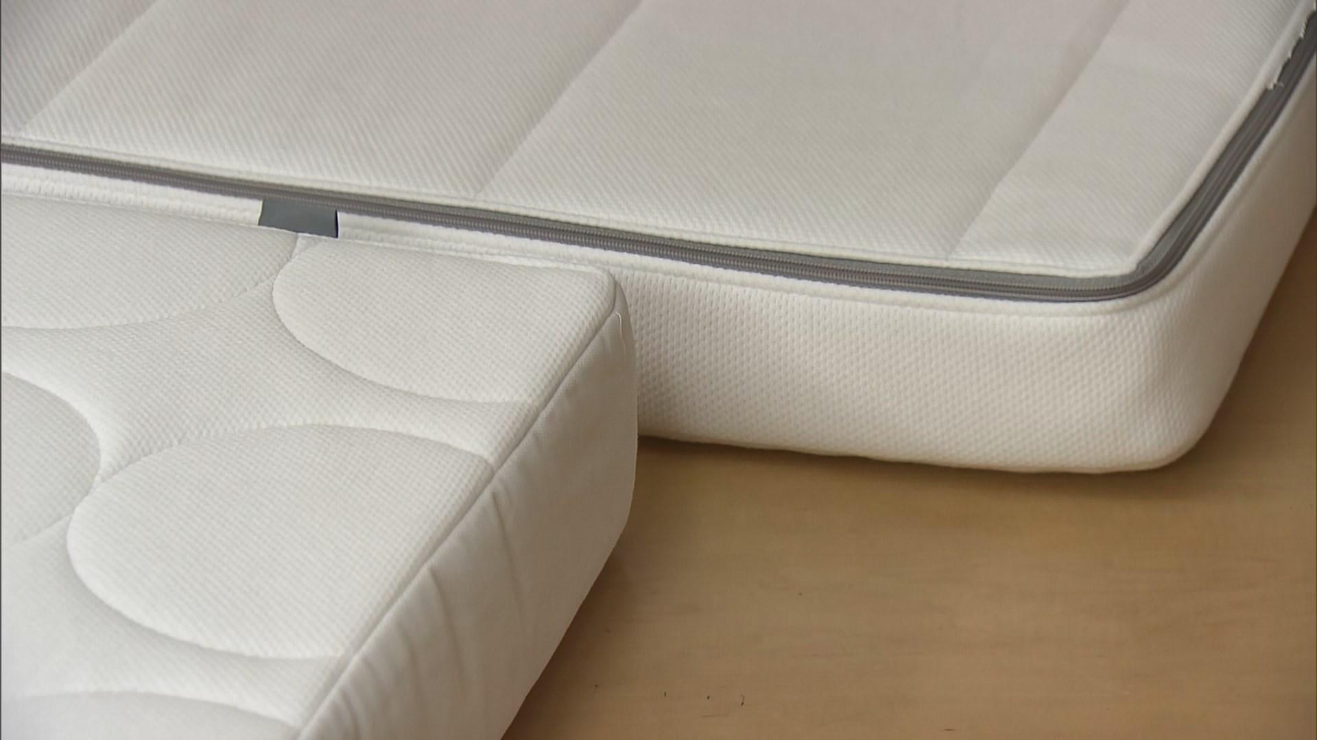 消委會:床架與床褥空隙過大或夾傷嬰兒