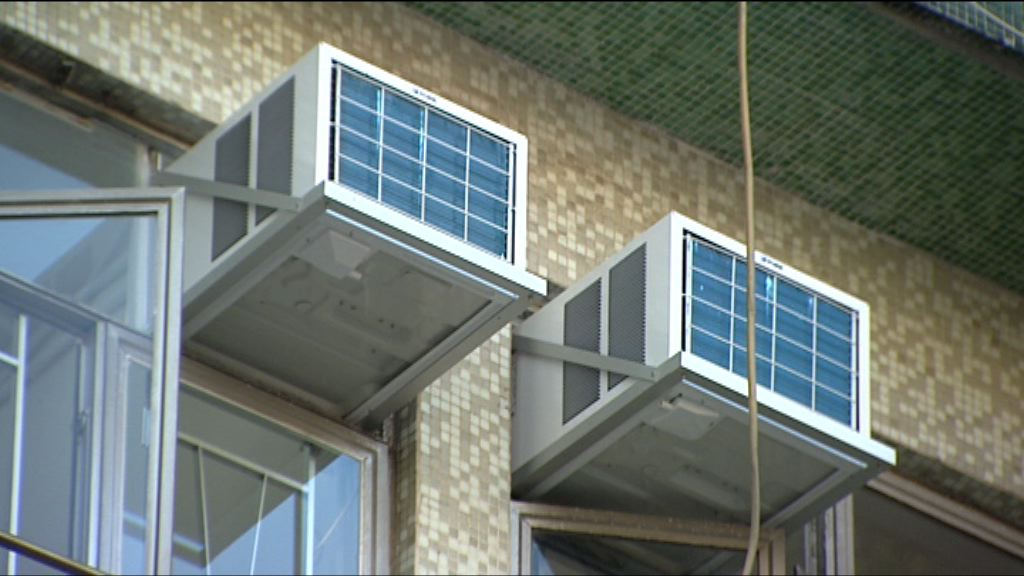 六款冷氣能源效益水平與標示不符