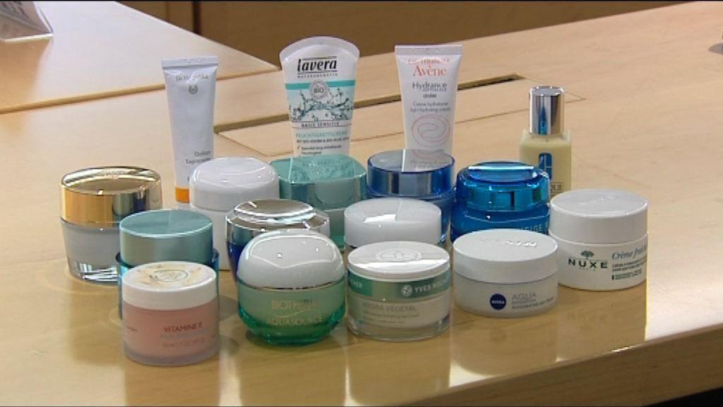 消委會:使用面霜後皮膚灼熱或是過敏