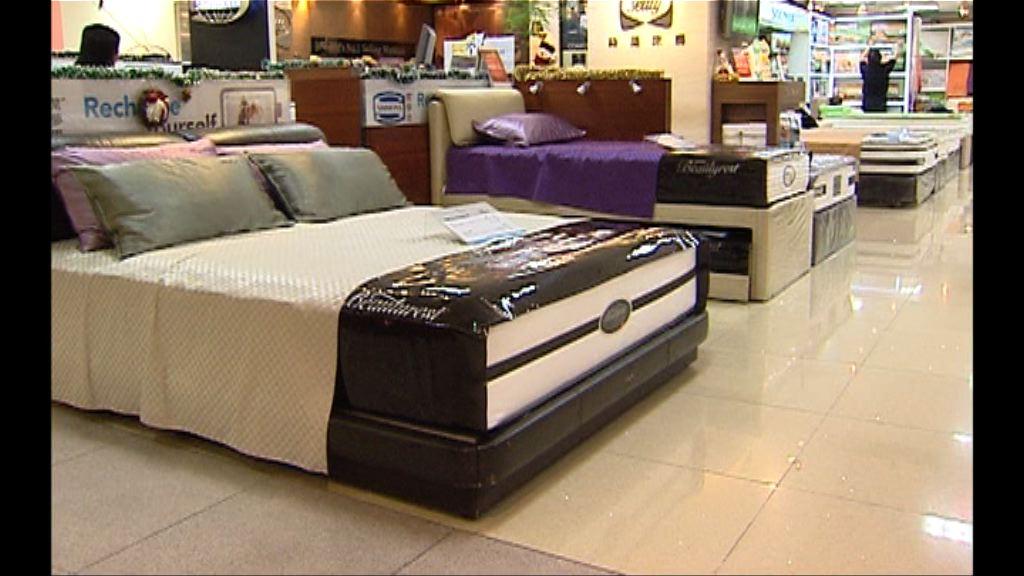 消委會:近半單人床褥樣本承托表現差
