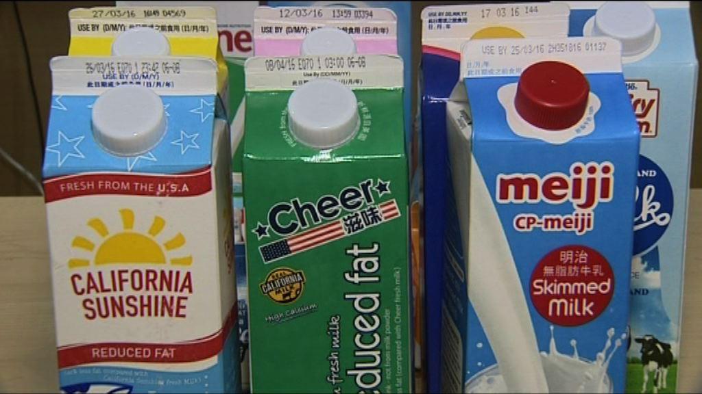 消委會冀業界列明牛奶消毒方式