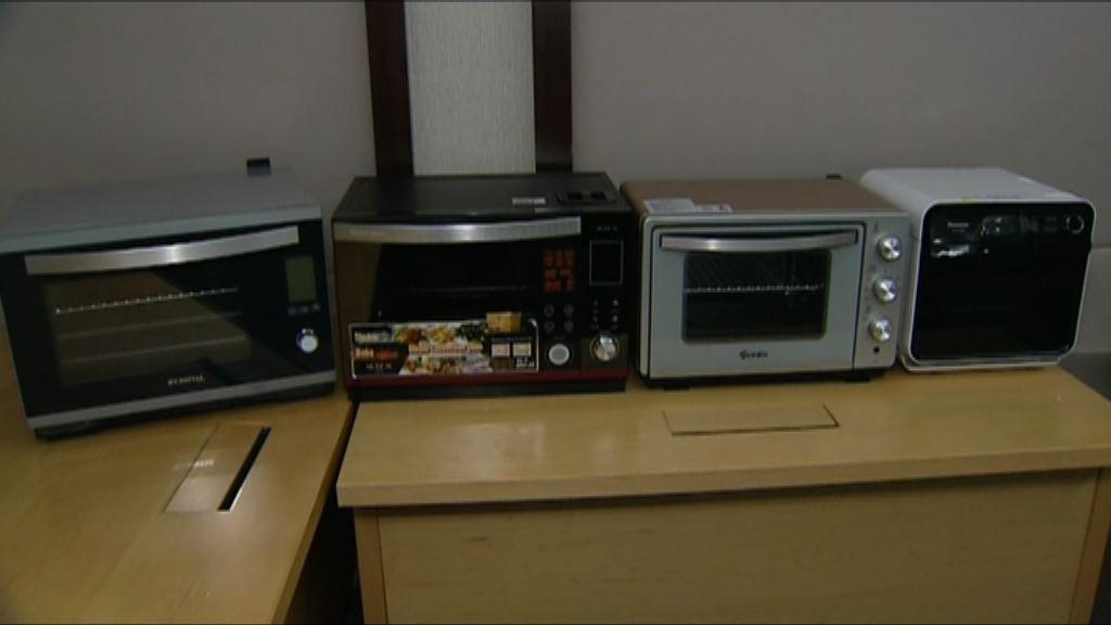 消委會:八款蒸焗爐的焗煮及蒸煮速度參差