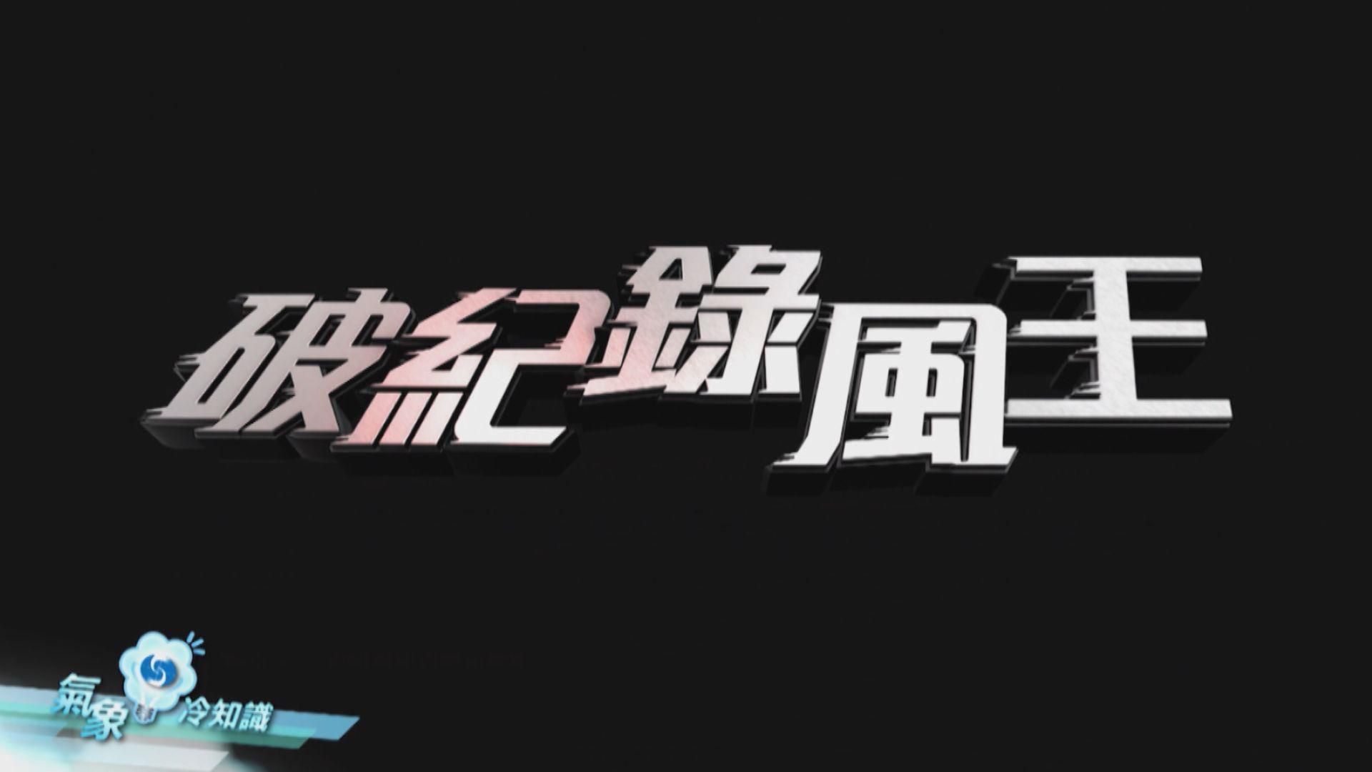 【氣象冷知識】山竹特輯(一):破紀錄風王