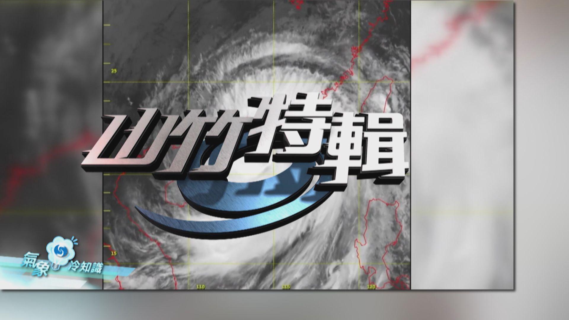 【氣象冷知識】山竹特輯(二)解剖風王